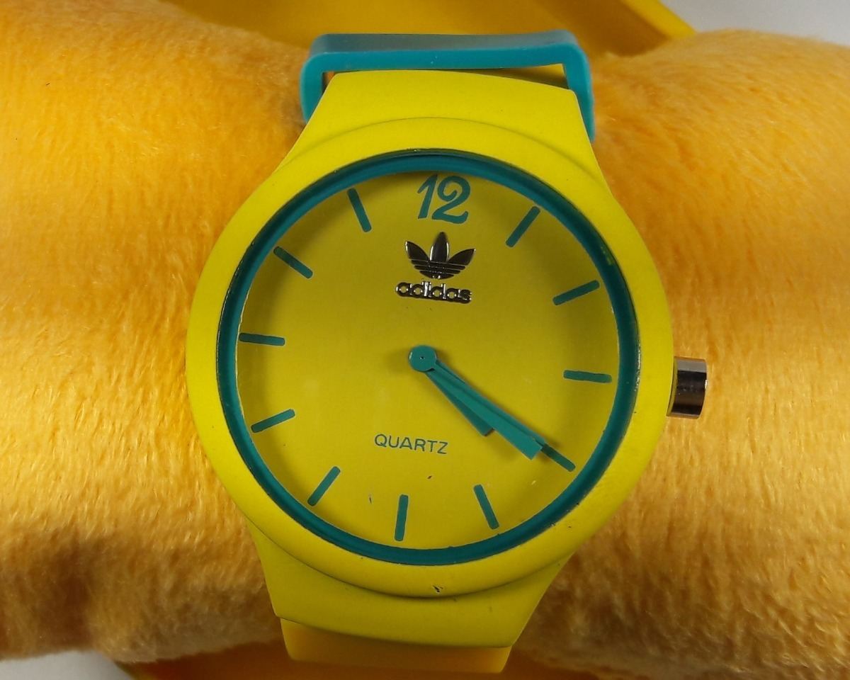 1292516b235 relógio adidas colorido. Carregando zoom.