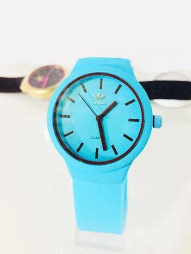 relógio adidas colors fitnes unisex