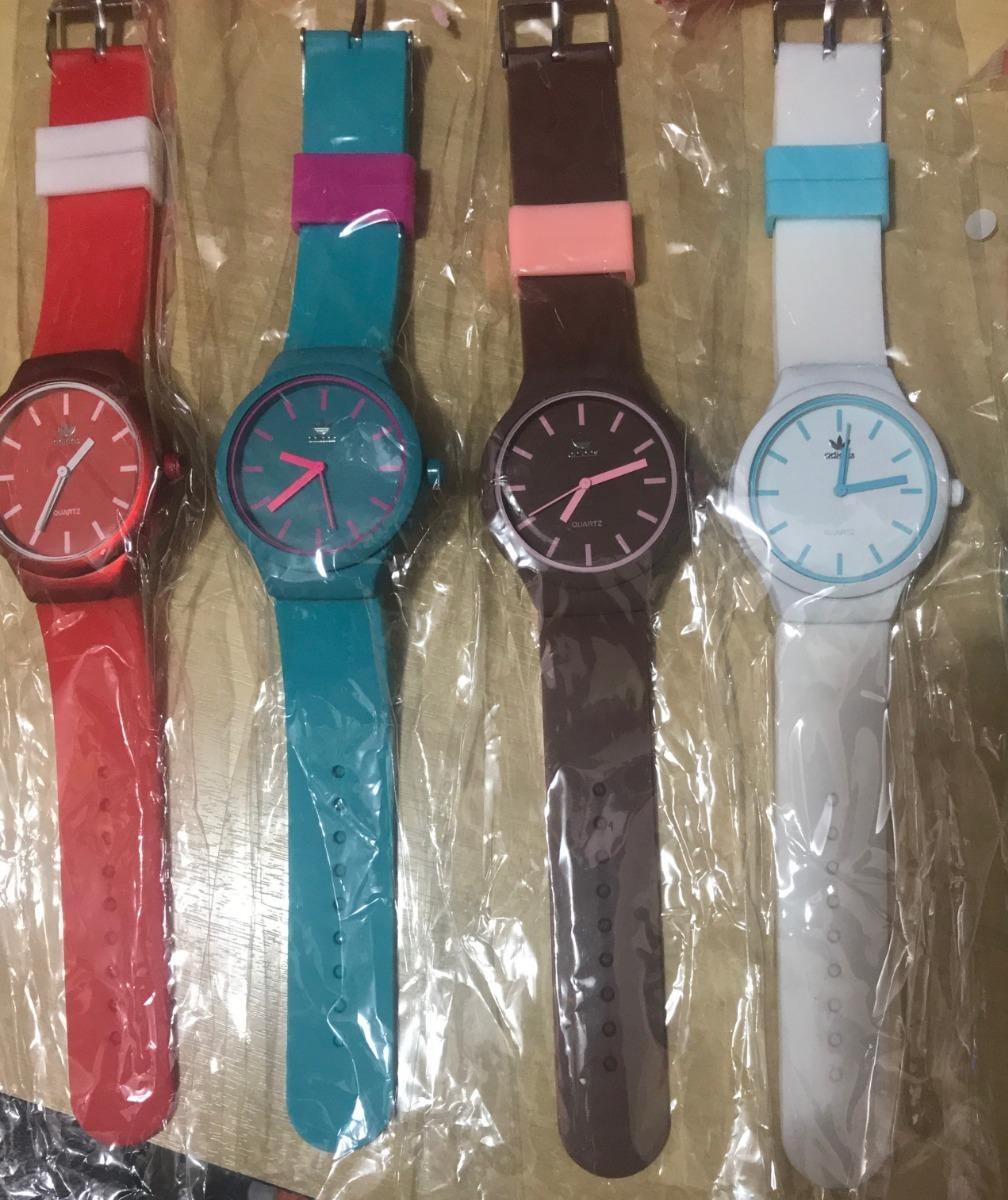 245ebed7f5d Relógio adidas Feminino Esportivo Escolha A Cor - R  30