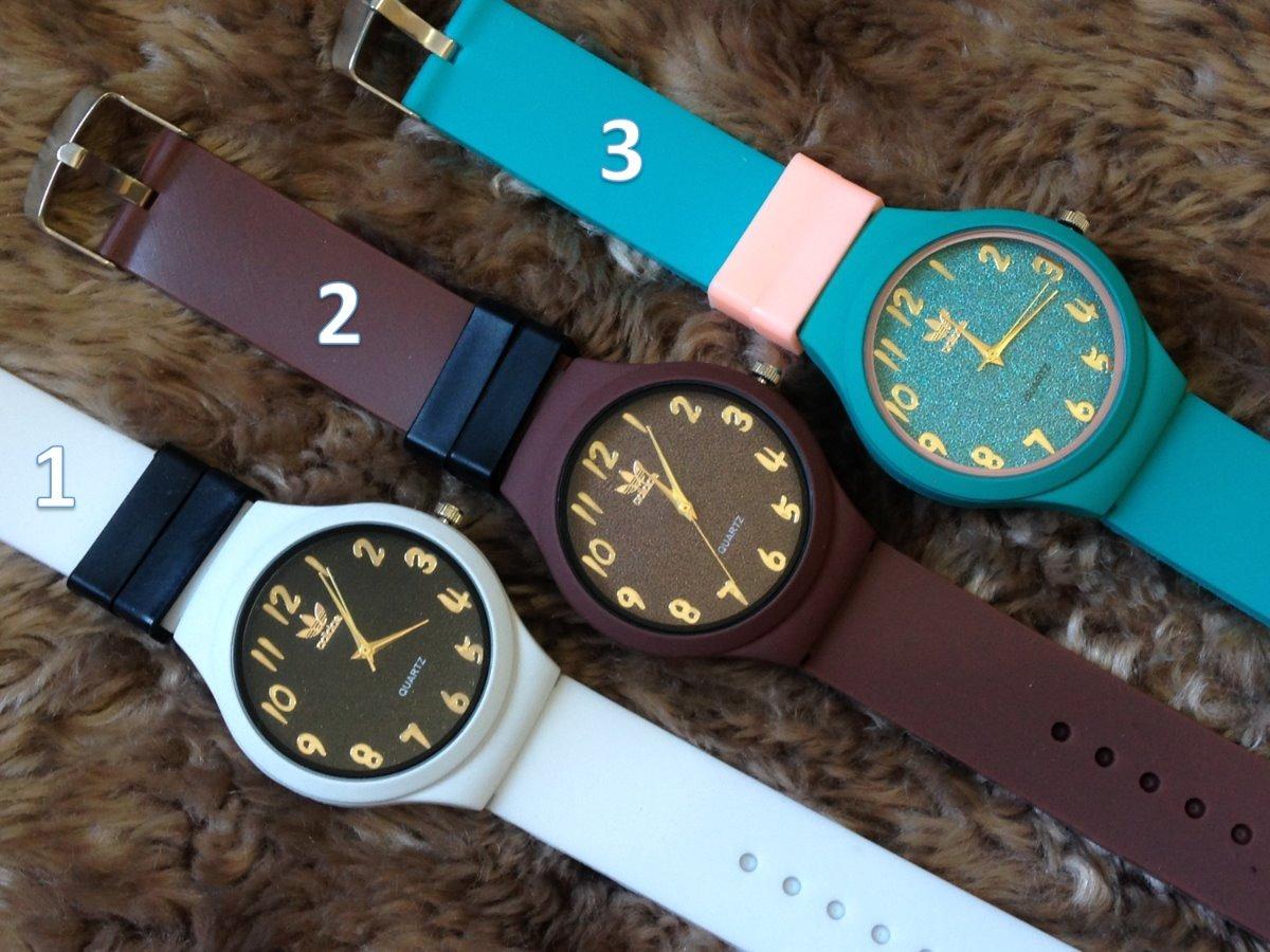 a7f3187b454 Relógio adidas Feminino Colors Cores Colorido   Sem Caixa - R  22