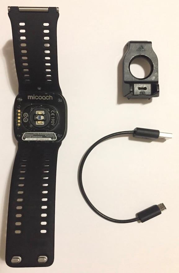 eefac92ce4b relógio adidas micoach smart run. Carregando zoom.