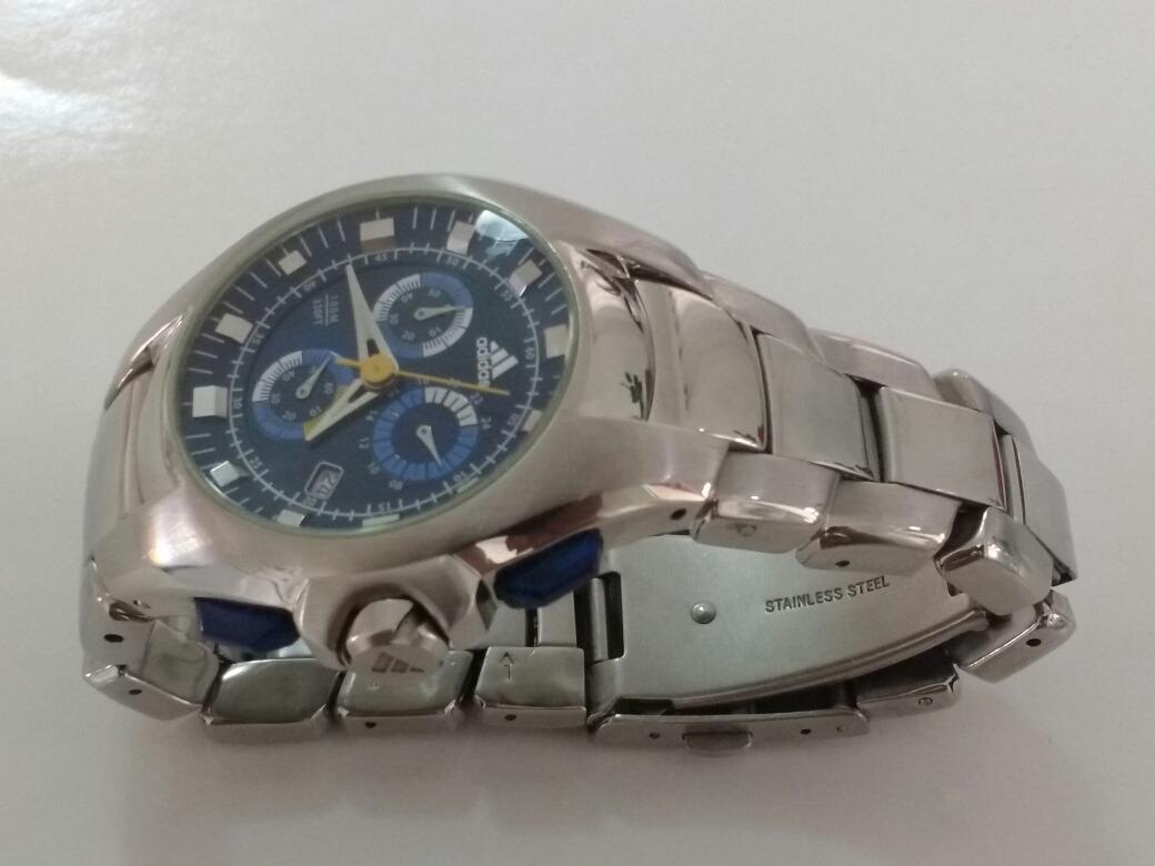 4cfc488a6e3 relógio adidas modelo adp1089 funcionando. (original). Carregando zoom.