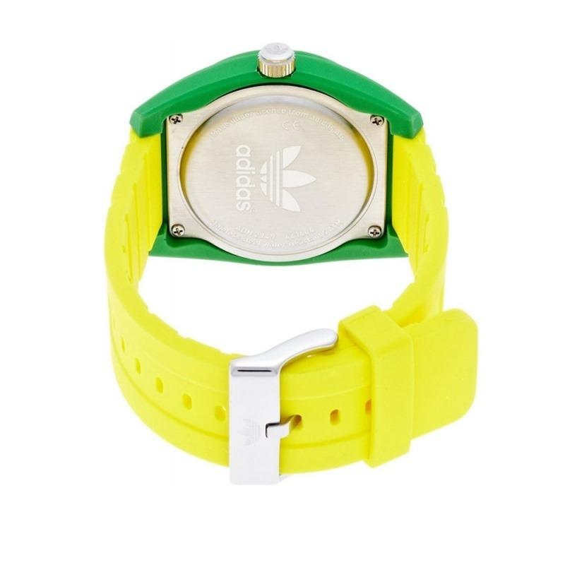 8ffdd2c6b4d relógio adidas originals santiago adh2949 8an verde amarelo. Carregando  zoom.