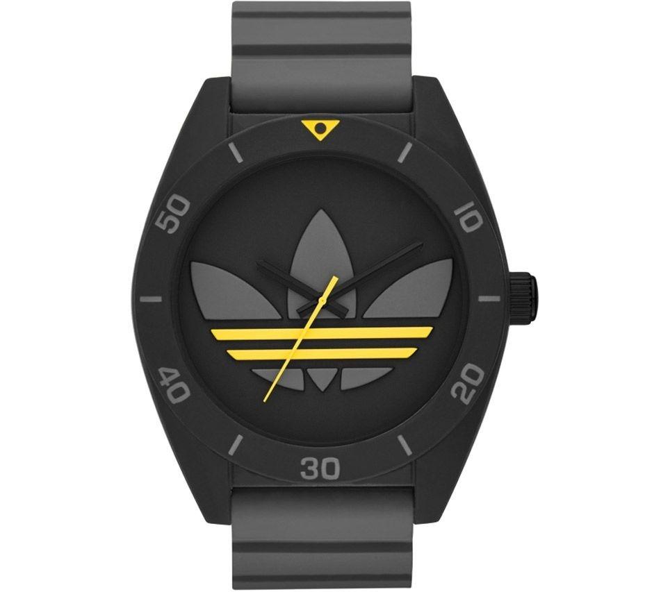 2a3342f8d3b relógio adidas originals santiago analógico adh3029 8yn. Carregando zoom.