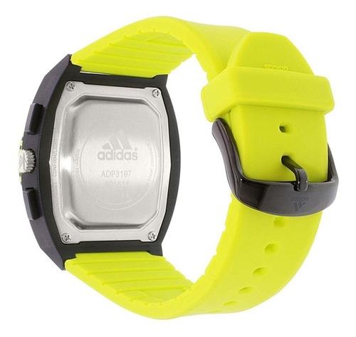 relógio adidas performance adp31978vn conta calorias/ voltas