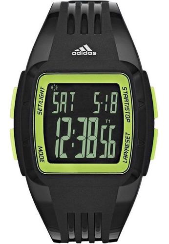relógio adidas performance duramo mid digital adp3171/8an