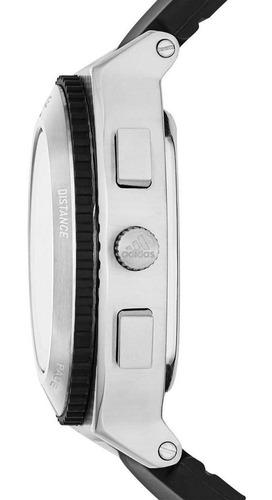 relógio adidas performance unissex sprung steel adp3253/8cn