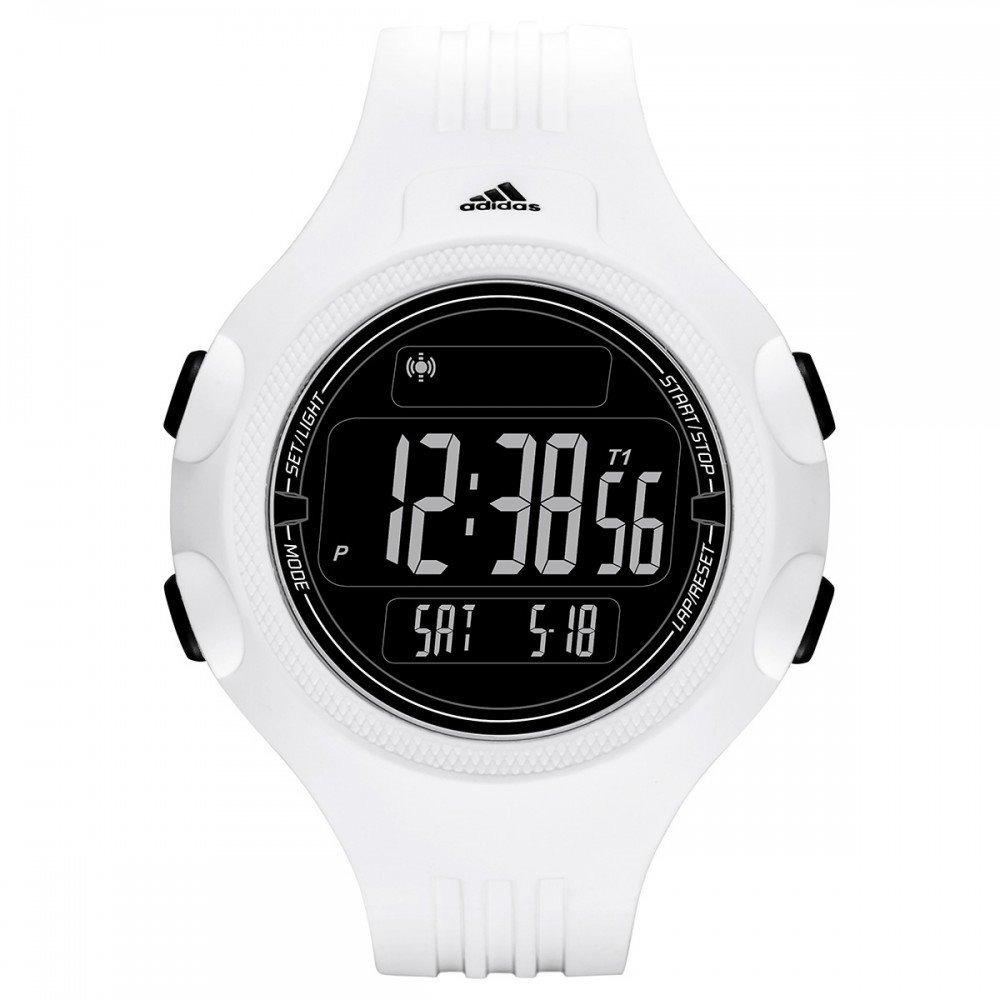 eaa0742ca3f Relógio adidas Questra Adp3261 - Branco Masculino E Feminino - R ...