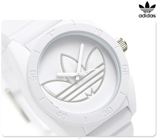 c64aac7e3e3 Relógio adidas Santiago Adh3198 - Original - R  299