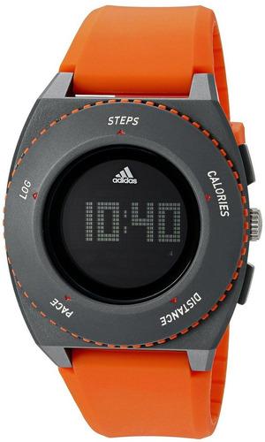 relógio adidas sprung mid adp3200/8rn conta caloria perdida