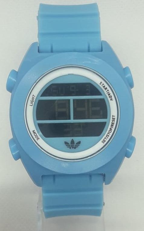 2e909b0a5c7 Relógio adidas Unissex Esportivo Digital Academia Caminhada - R  45 ...