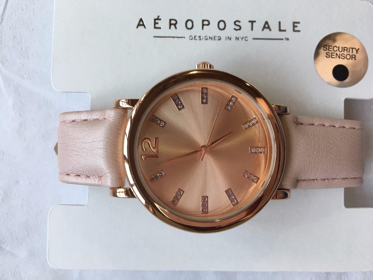 2dceac2e177 relógio aeropostale feminino original importado. Carregando zoom.