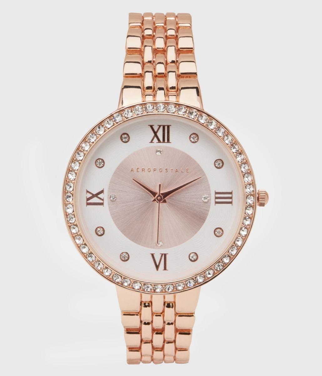 3d768ce0ed0 relógio aeropostale feminino original importado!! Carregando zoom.