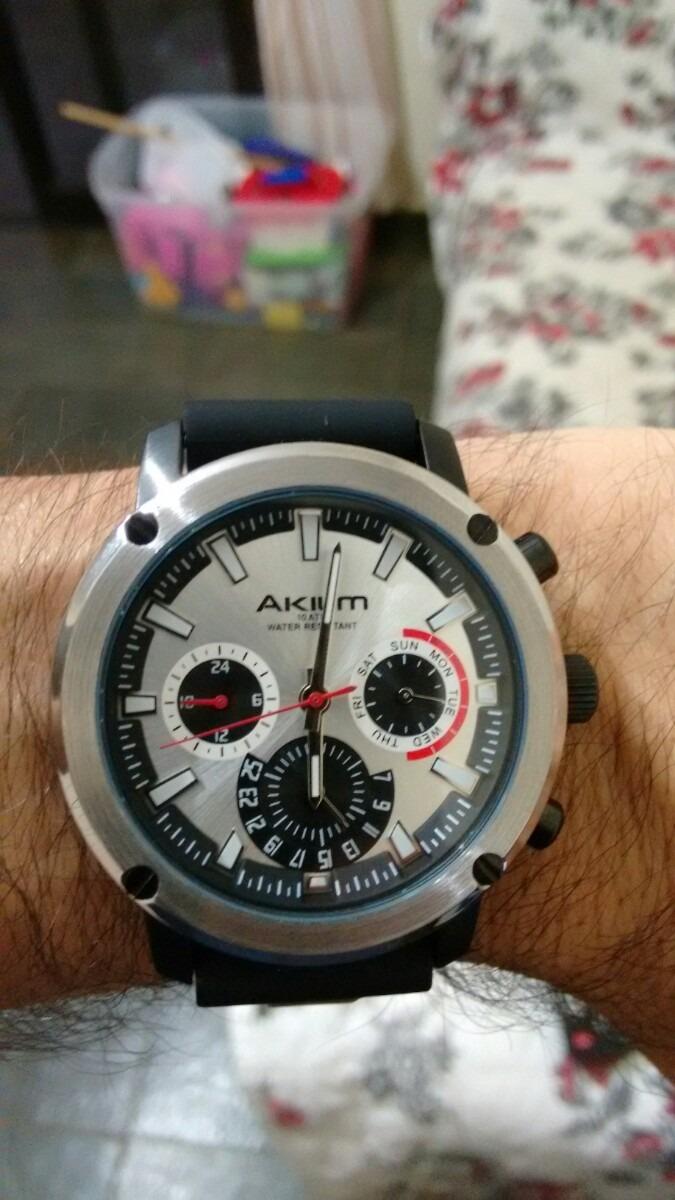 000e3bdb39b relógio akium. Carregando zoom.