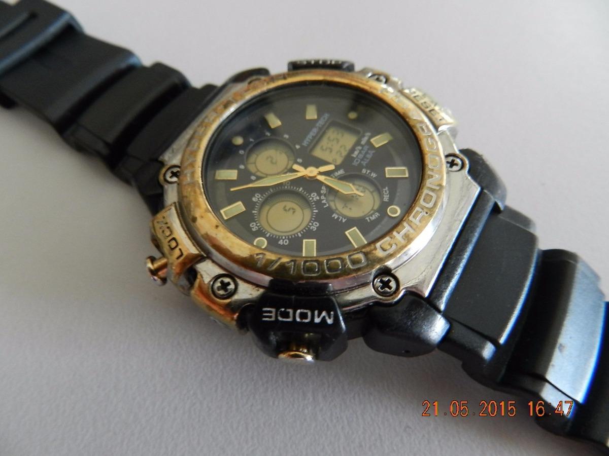 dec0242b8a7 relogio alba anadigi-fabricado pela seiko. Carregando zoom.
