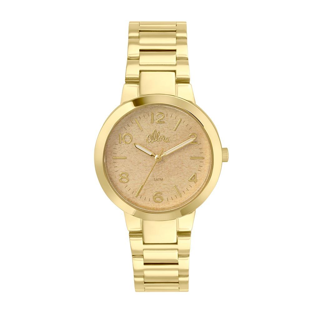 c6a45ca925803 Relógio Allora Feminino Encanto Da Sereia - R  139,90 em Mercado Livre
