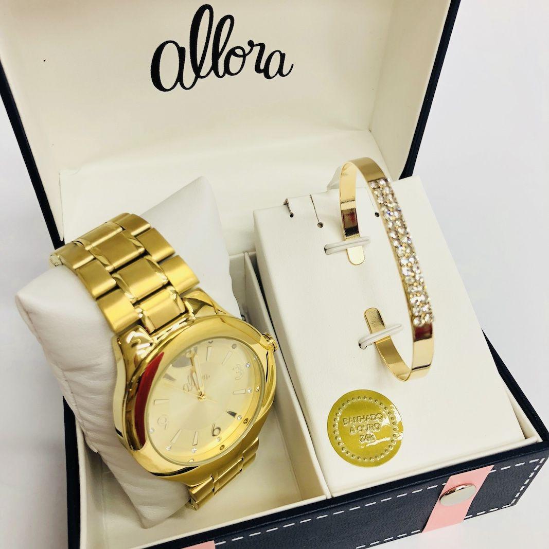 3c4e0e831c4 Relógio Allora Ref al2035ch k4x - R  238