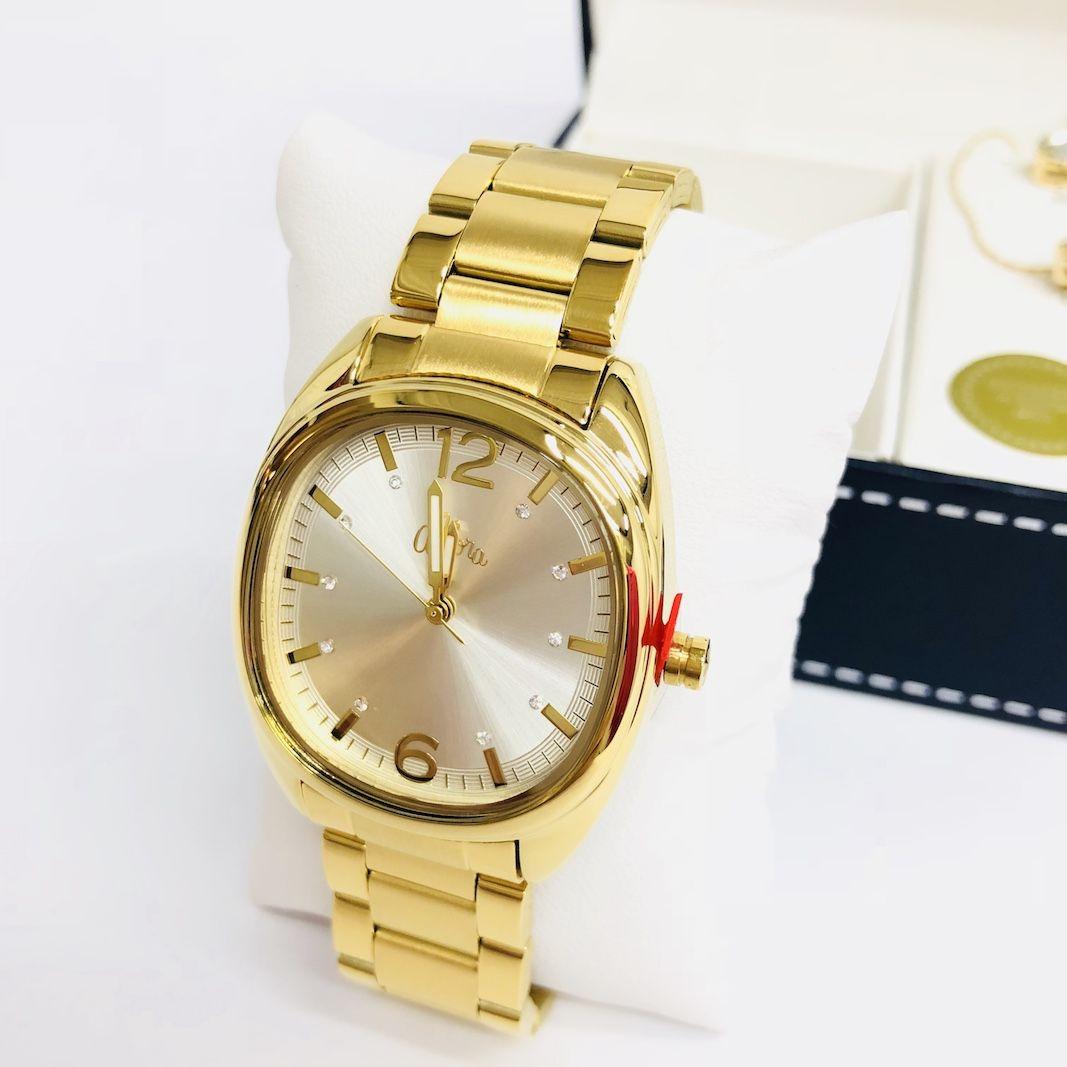 17e5809b33e Relógio Allora Ref al2035kt k4b - R  248
