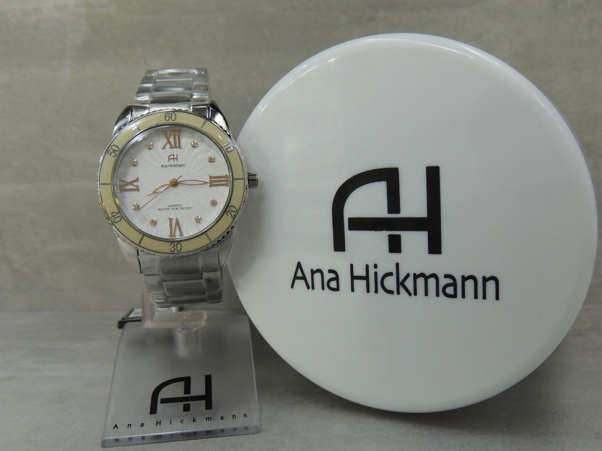 a17a57792e87a Relógio Ana Hickmann - Ah28491s - Nf - R  268,90 em Mercado Livre