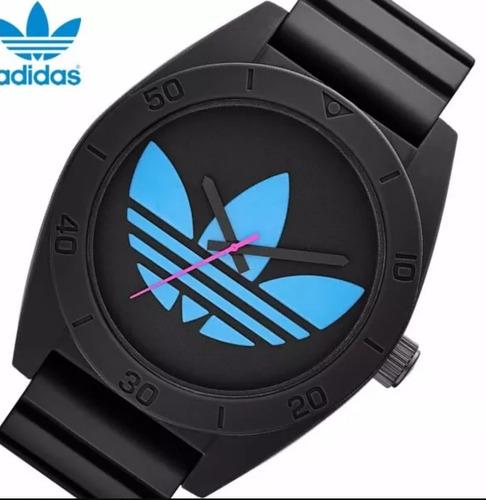 relógio analógico adidas masculino modelo adh2880