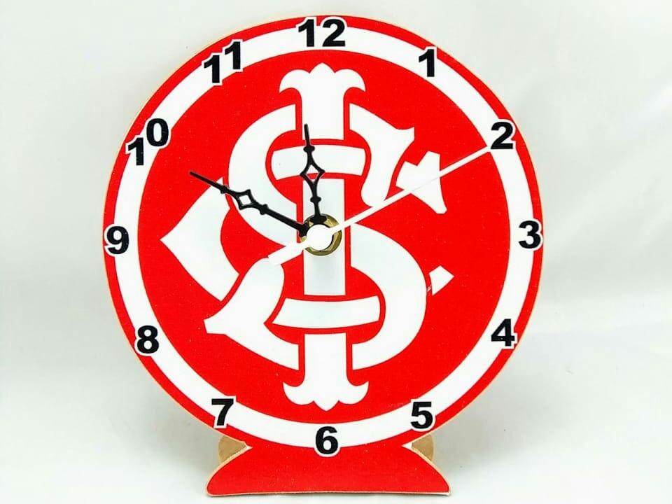 062d6e20950 relógio analogico de mesa do internacional. Carregando zoom.