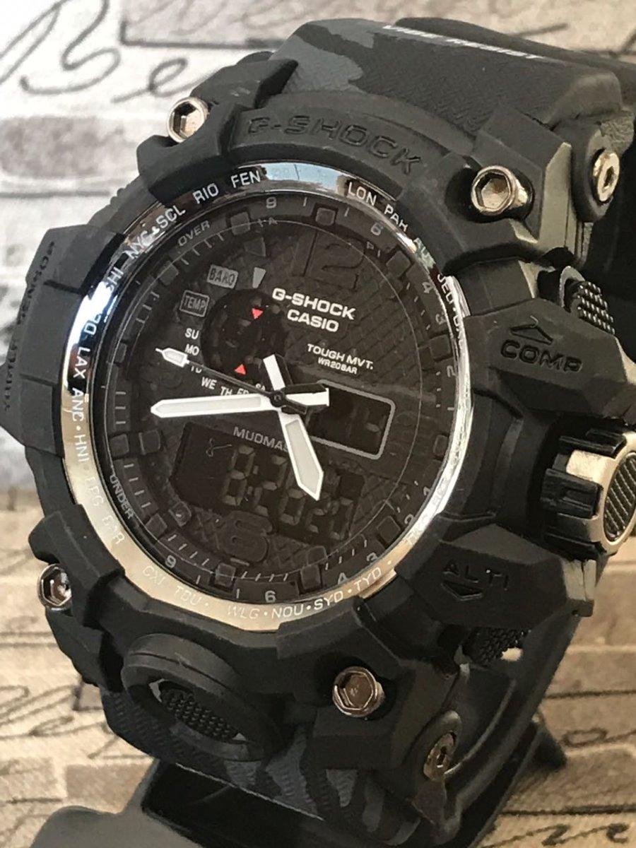 bb46f2c764d relógio analógico digital +caixa +brinde barato fotos reais. Carregando zoom .