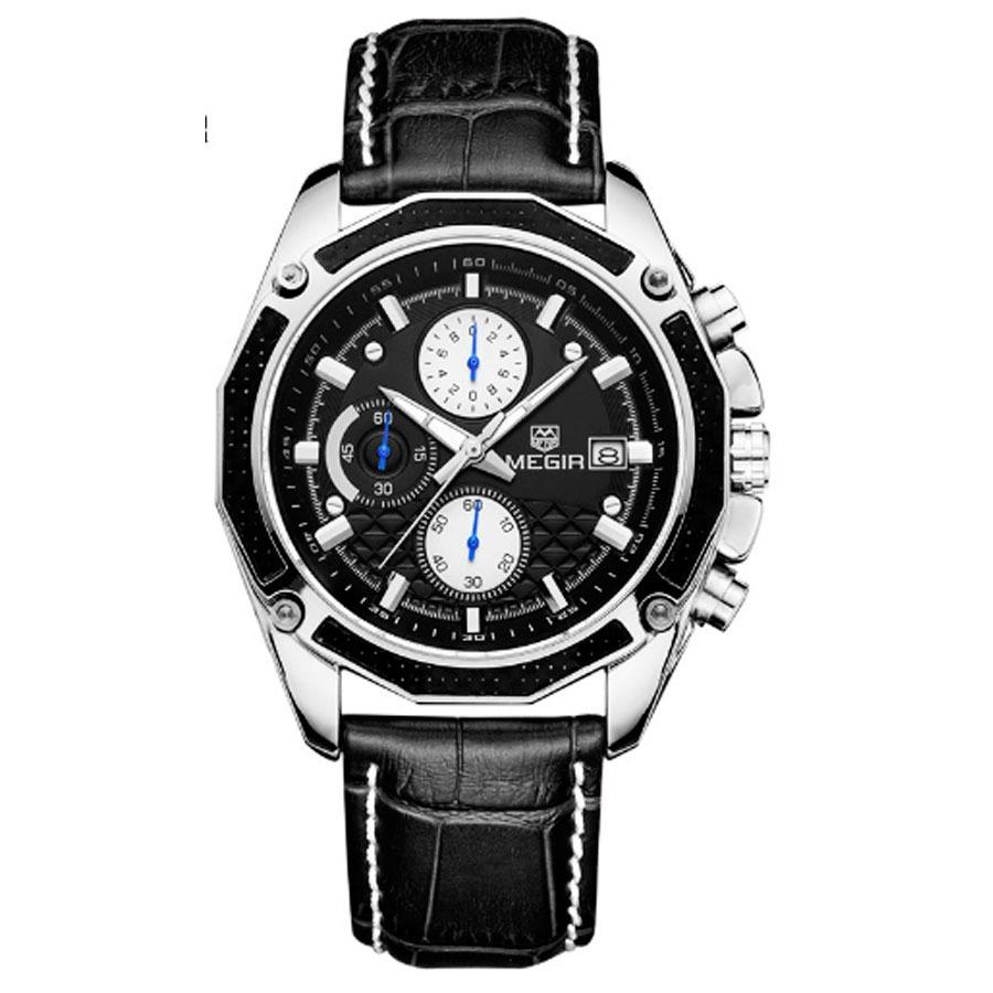 689b1caf1d7 Relógio Analógico Luxo Masculino Relógio Militar - R  239