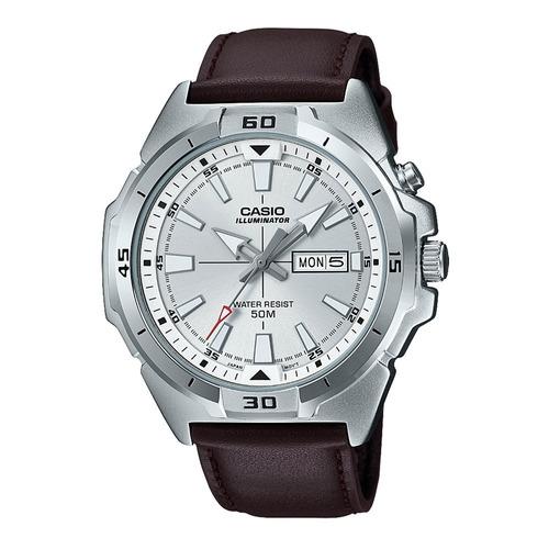 relógio analógico masculino casio mtp-e203l-7avdf
