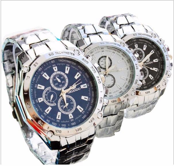 0aa2af9ea33 Relógio Analógico Masculino Orlando Promoção Compre 2 Leve 3 - R  149