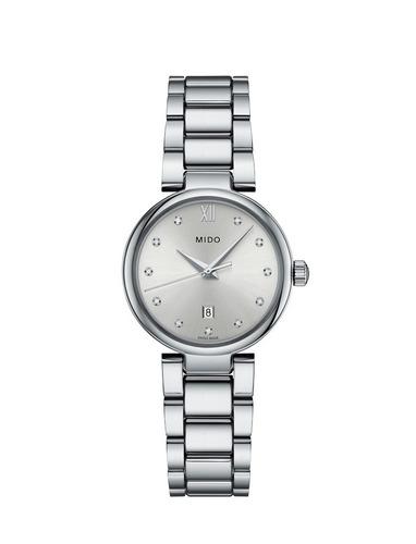relógio analógico mido baroncelli m022.210.11.036.00