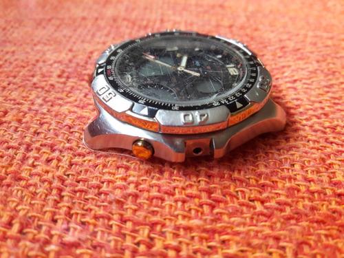 relógio antigo citizen promaster c720 leia a descrição