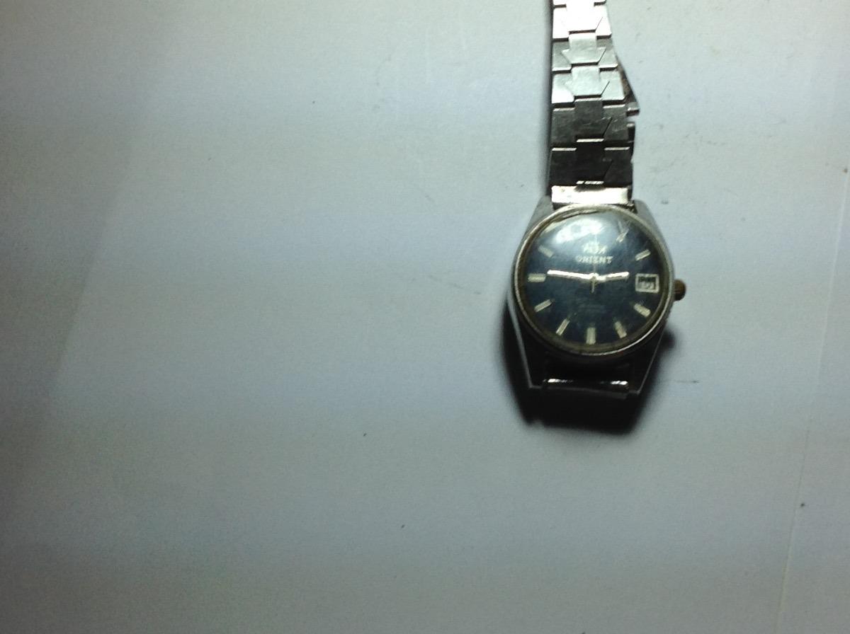 f38611ca2f1 Relógio De Pulso Antigo De Coleção Automatic Orient - R  130