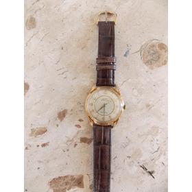 Relógio Antigo De Corda Suíço Jenco