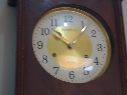 relógio antigo de família.