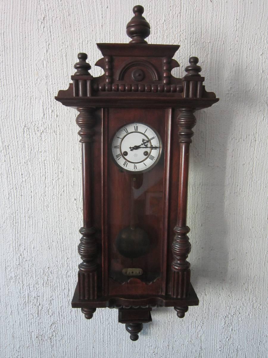 05dec356105 relógio antigo parede junghans alemão original revisado. Carregando zoom.
