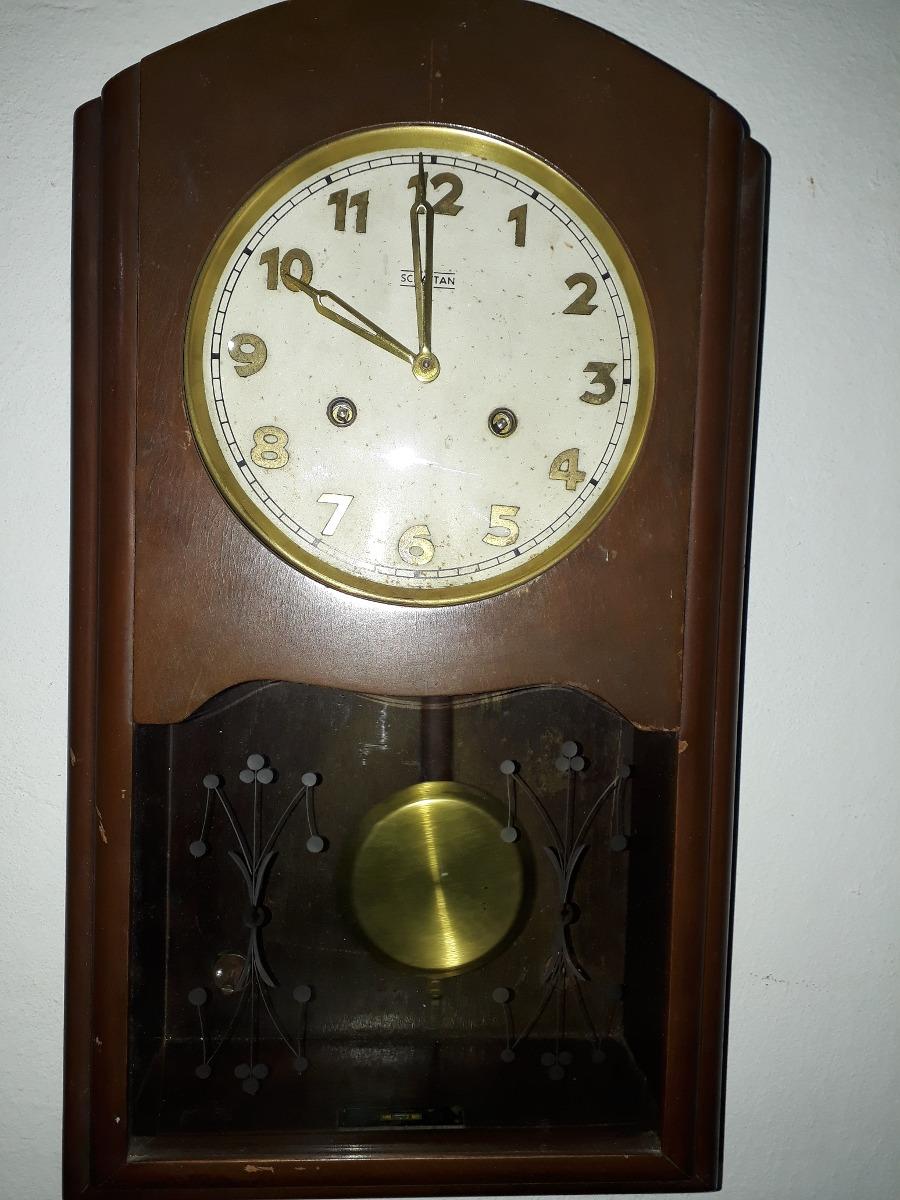 b781aae6e5a relógio antigo schattan 2 cordas. Carregando zoom.