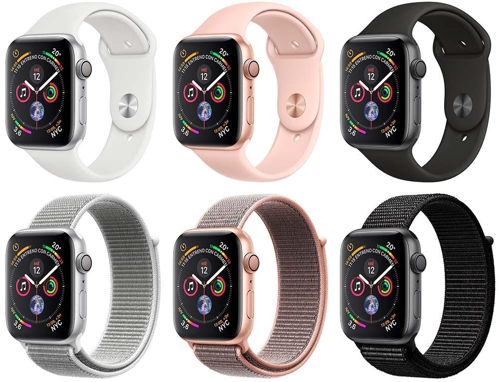 1e4a7a2d292 relógio apple watch serie 4 gps 44 mm lacrado garantia 1 ano. Carregando  zoom.
