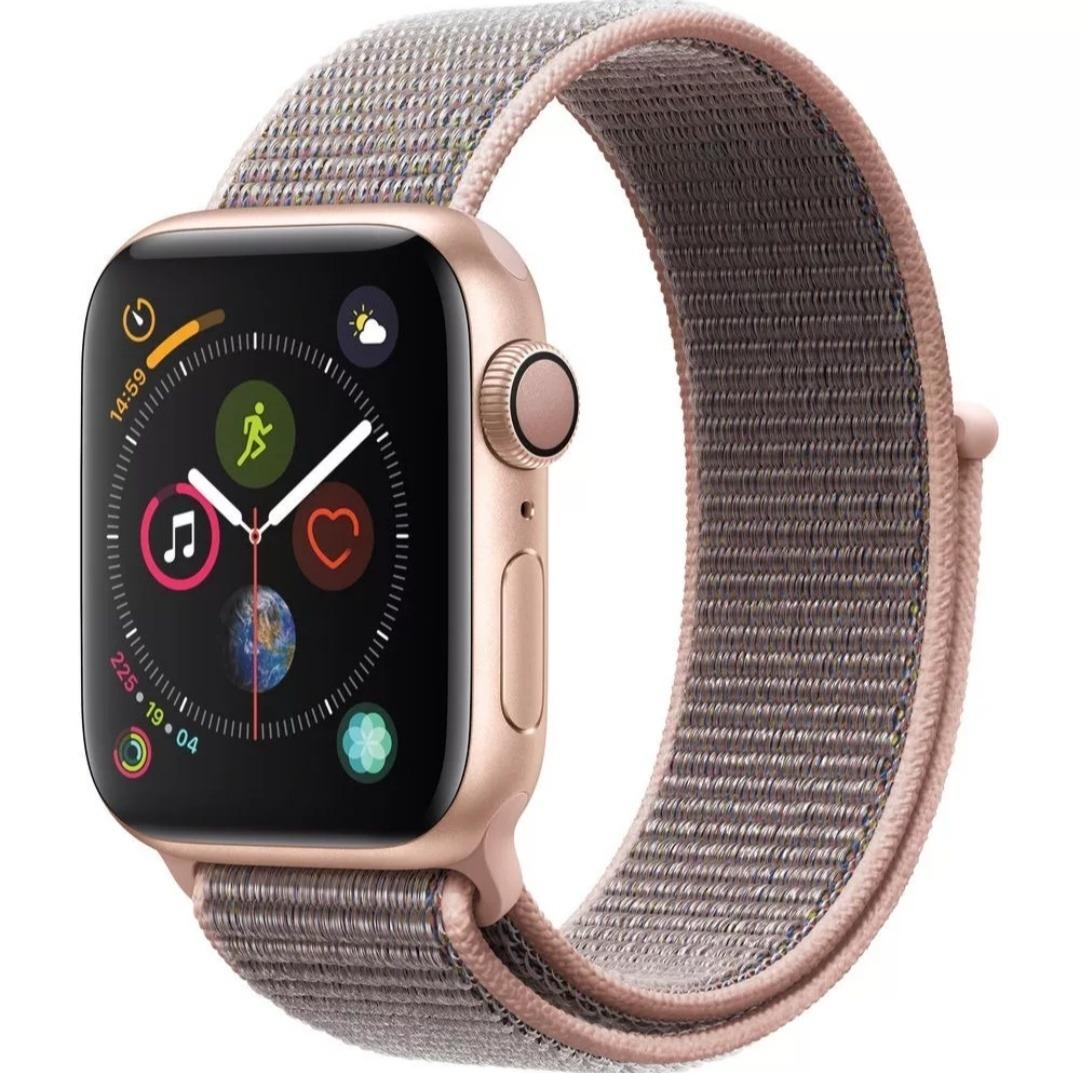 6e413178779 Relógio Apple Watch Serie 4 Gps 44 Mm Lacrado Garantia 1 Ano - R ...