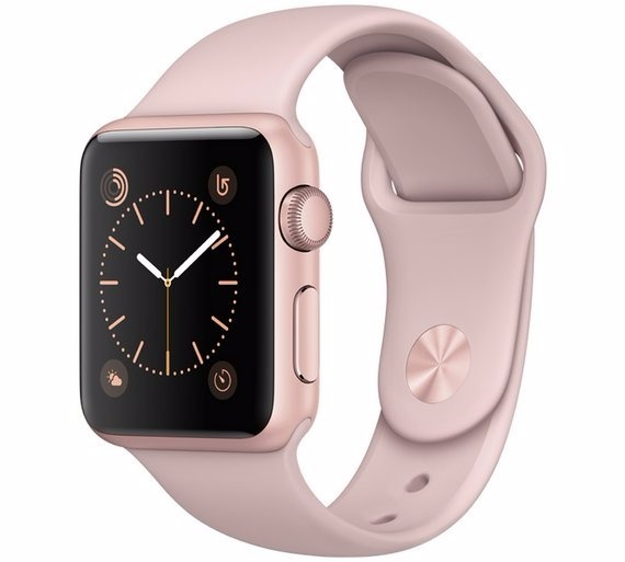 f55affdd893 Relogio Apple Watch Sport 38mm Iwatch Series 1 - R  1.498