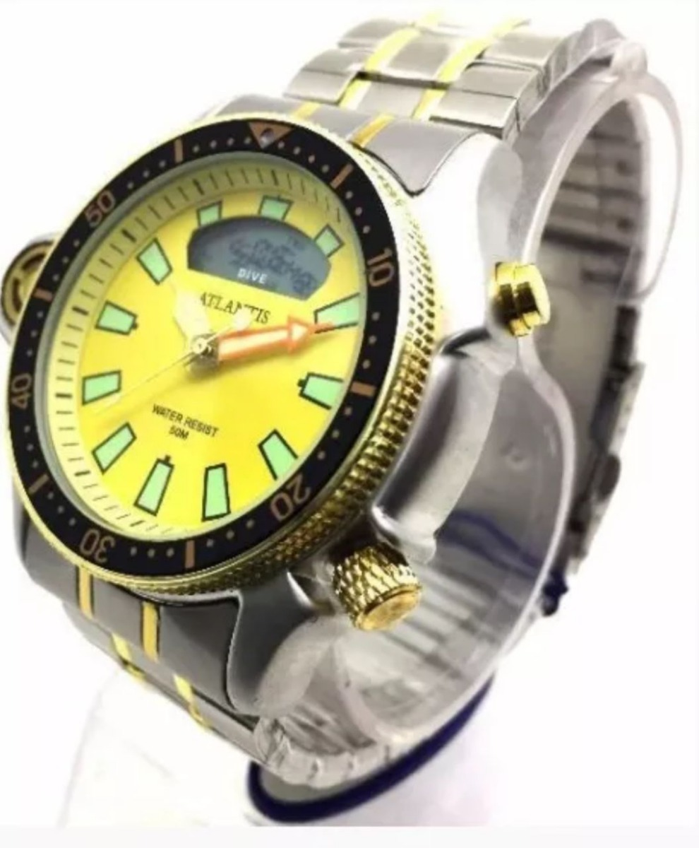 03027d19d60 relogio aqualand jp1060 promoção frete gratis. Carregando zoom.