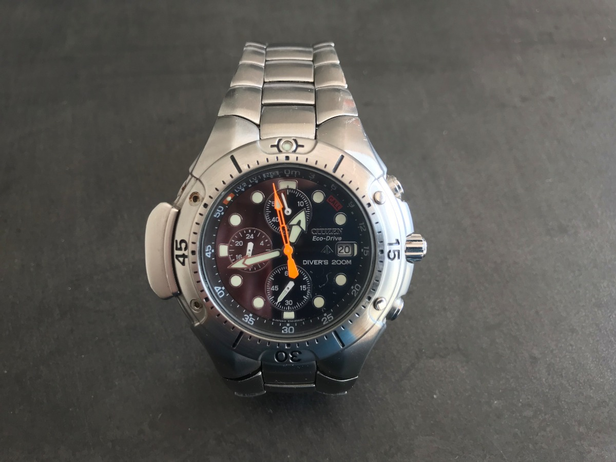 50301b86c03 relógio aqualand promaster eco-drive. Carregando zoom.