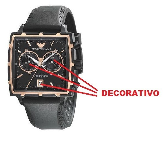 b551090088e Relógio Ar-0595 Simples Barato E Elegante - R  69