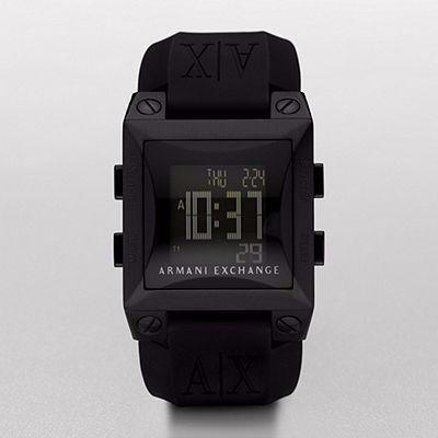 5ec842945be Relógio Armani Ax1010 - R  589