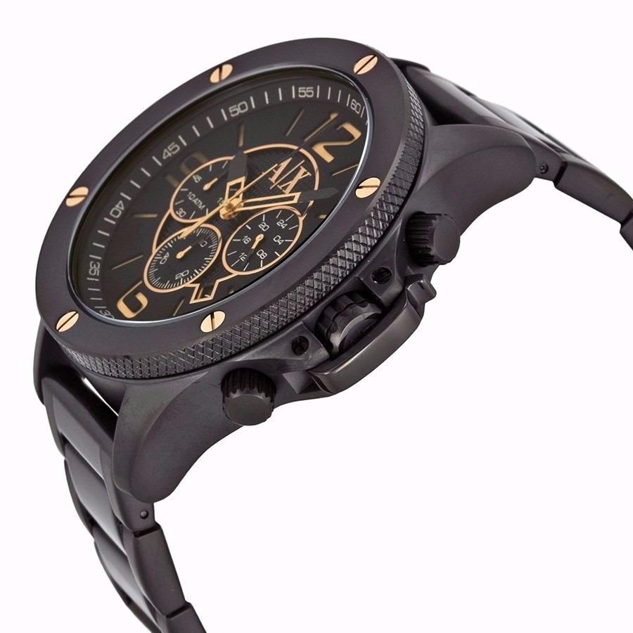 fd440c65a93 Relógio Armani Exchange Ax1513 Preto Original Promocional - R  359 ...