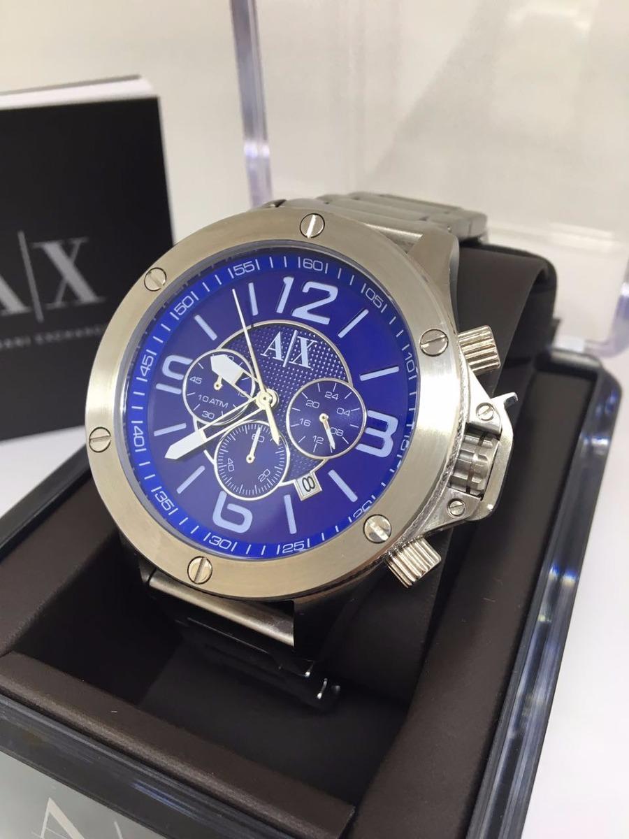 6cbae4d3381 Relógio Armani Exchange 100% Original (varios Modelos) - R  779