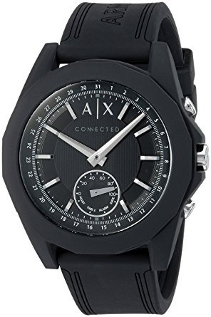 471331853a5 Relógio Armani Exchange Connected Axt1001 Smartwatch Hybrid - R ...