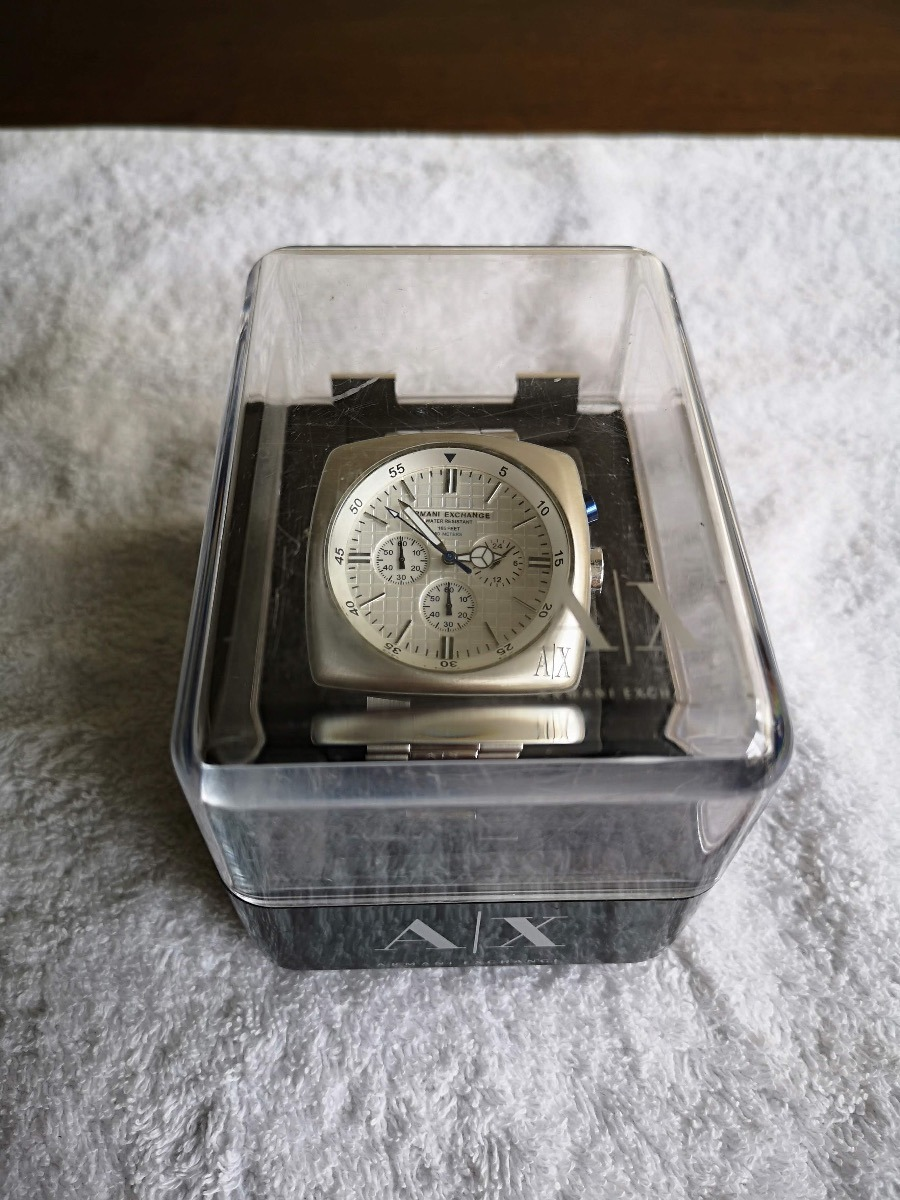 392b8acbae2 relógio armani exchange quadrado fundo branco. Carregando zoom... relógio  armani exchange. Carregando zoom.