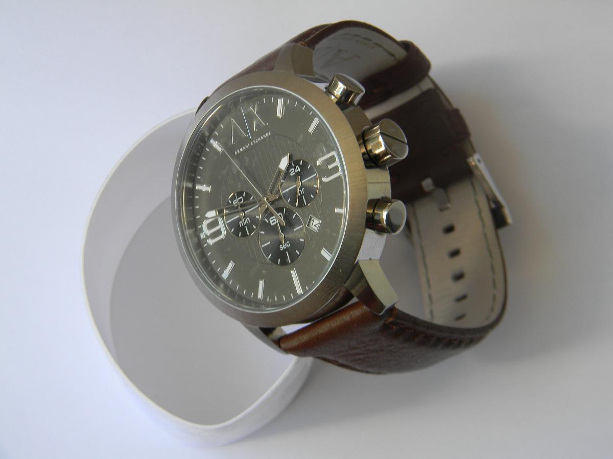 e0b716c110f Carregando zoom... armani exchange relógio. Carregando zoom... relógio  armani exchange ax 1360 importado dos eua original