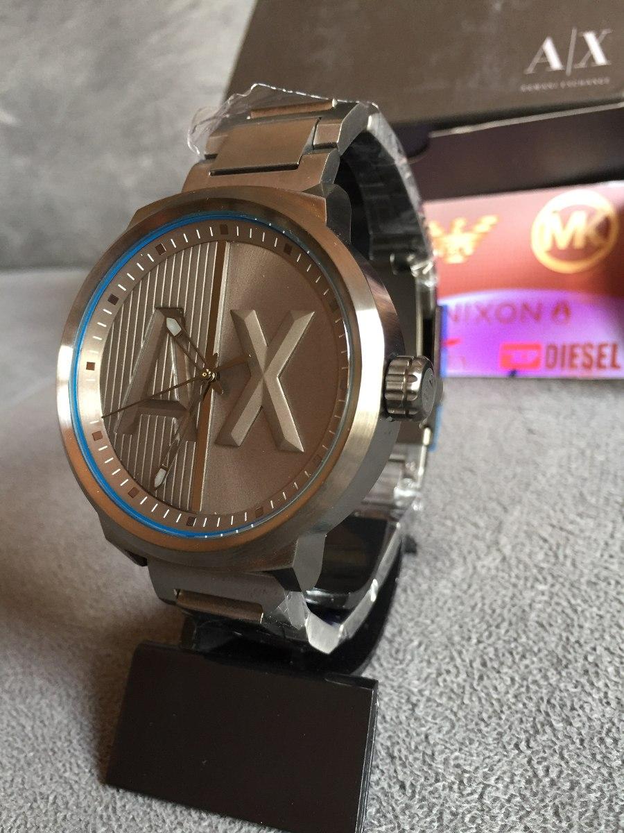 21889a93d44e0 Relogio Armani Exchange Ax1362 100% Original 12x Sem Juros - R  499 ...