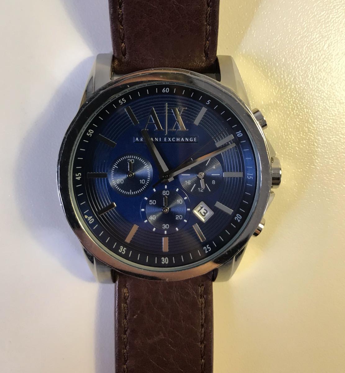 509df6caa1d Relógio Armani Exchange - Original - Seminovo - R  299